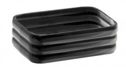 AQUALINE - GLADY mýdlenka na postavení, černá (GL1114)