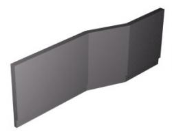POLYSAN - VERSYS R 170 TIFA panel čelní (70909)