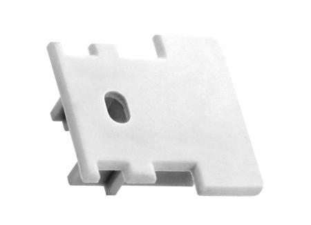 SAPHO - Plastová záslepka profilu KL3579 s otvorem pro kabel (KL1445)