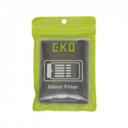 Karbonový pachový filtr pro odpadkový koš DR205 (DR146) - SAPHO