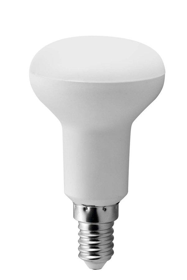 LED žárovka R50, 5W, E14, 230V, denní bílá, 380lm (LDL515)