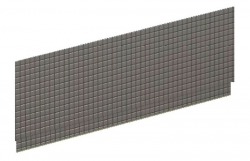 POLYSAN - SATINA TIFA panel čelní (30409)