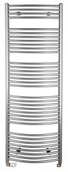 AQUALINE - ORBIT otopné těleso s bočním připojením 600x1690 mm, 909 W, metalická stříbrná (ILA66)