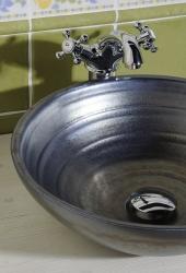 SAPHO - Koupelnový set BRAND 160, dvě umyvadla, starobílá (KSET-013), fotografie 20/13