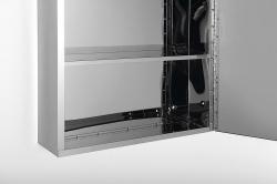 AQUALINE - LIRA galerka 50x70x12cm, nerez (PCA741), fotografie 2/3