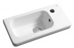 SAPHO - RESORT umývátko 45x22 cm (REWB05)