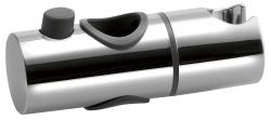Náhradní jezdec pro sprchovou tyč 25 mm, ABS/chrom (ND1206-06)