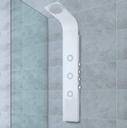 Aquatek - Ibiza Hydromasážní sprchový panel, baterie mechanická (Ibiza-24)