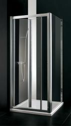 Aquatek - MASTER F6 80 Pevná boční stěna ke sprchovým dveřím MASTER B6 (MASTER F680)