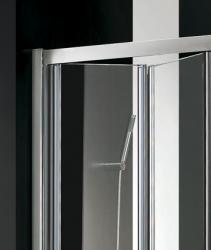 Aquatek - MASTER F6 80 Pevná boční stěna ke sprchovým dveřím MASTER B6 (MASTER F680), fotografie 2/3