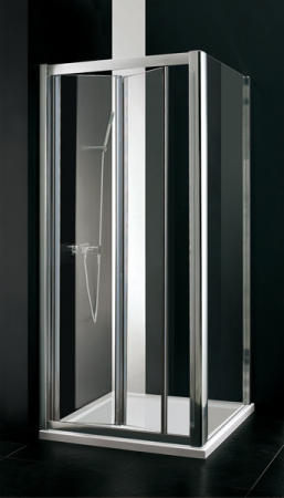 Aquatek - MASTER F6 90 Pevná boční stěna ke sprchovým dveřím MASTER B6 (MASTER F690)