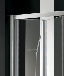 Aquatek - MASTER F6 90 Pevná boční stěna ke sprchovým dveřím MASTER B6 (MASTER F690), fotografie 2/3
