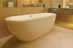 Aquatek - Volně stojící akrylátová vana ATLANTA 170x80 cm (ATLANTA)