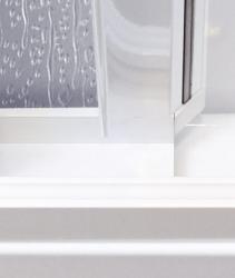 Aquatek - ROYAL B2 105- Sprchové dveře zasouvací 100-105cm (ROYALB2105), fotografie 4/4