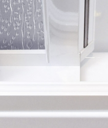 Aquatek - ROYAL B2 130- Sprchové dveře zasouvací 125-130cm (ROYALB2130), fotografie 4/4
