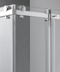 Aquatek - TEKNO R34 120x90cm Luxusní sprchová zástěna čiré sklo 8mm (TEKNOR34), fotografie 2/4