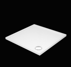 Aquatek - SMC 80x80cm sprchová vanička z tvrzeného polymeru čtvercová (SMC80CTV)