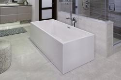 Aquatek - Volně stojící akrylátová vana Orlando 170x75 cm (Orlando)