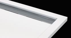Aquatek - LEVEL 120x80 sprchová vanička z litého mramoru obdélníková (LEVEL12080), fotografie 2/2