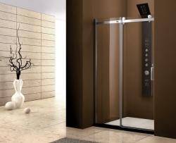 Aquatek - Tekno B2 - Luxusní sprchové dveře zasouvací 141-145 cm, sklo 8mm, výška 210 cm (TEKNOB2145-11)