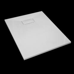 Aquatek - SMC GLOSSY 100x80cm sprchová vanička z tvrzeného polymeru obdélníková (SMCGLOSSY100X80)