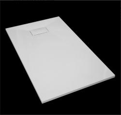 Aquatek - SMC GLOSSY 120x80cm sprchová vanička z tvrzeného polymeru obdélníková (SMCGLOSSY120X80)