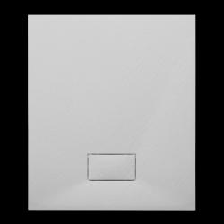 Aquatek - SMC ROCK 90x70cm sprchová vanička z tvrzeného polymeru obdélníková (SMCROCK90X70)