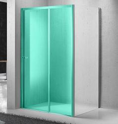 H K - MOVE F1 90 Pevná boční stěna ke sprchovým dveřím série Move (MOVEF190)