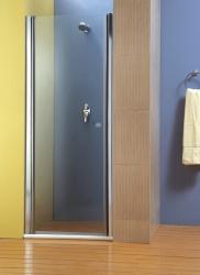 Sprchové dveře PURE 70 jednokřídlé 66-71 x 190 cm (PURE D1 70) - H K