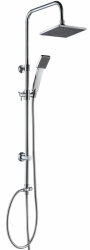 Sprchový set s tropickým deštěm bez baterie EASY REFRESH DX12002 (HKDX12002) - Eisl