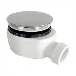 H K - Sifon sprchový 90 SNÍŽENÝ v.63mm nerez DN40, nízký EWNN940 (EWNN940) (HLSV9040)