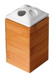 RIDDER - BAMBOO držák kartáčků na postavení (22070211)