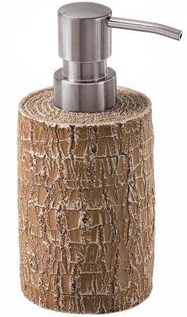 Gedy - AURIGA dávkovač mýdla na postavení, béžová (AG8003)