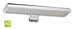 SAPHO - PAZ LED svítidlo, 6W, 291x15x98mm, chrom (E26386CI)
