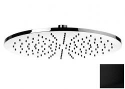 SAPHO - Hlavová sprcha, průměr 300mm, černá mat (SF415)
