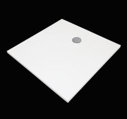 Aquatek - FUSION 90 sprchová vanička z litého mramoru čtvercová (FUSION 90CTVEREC)