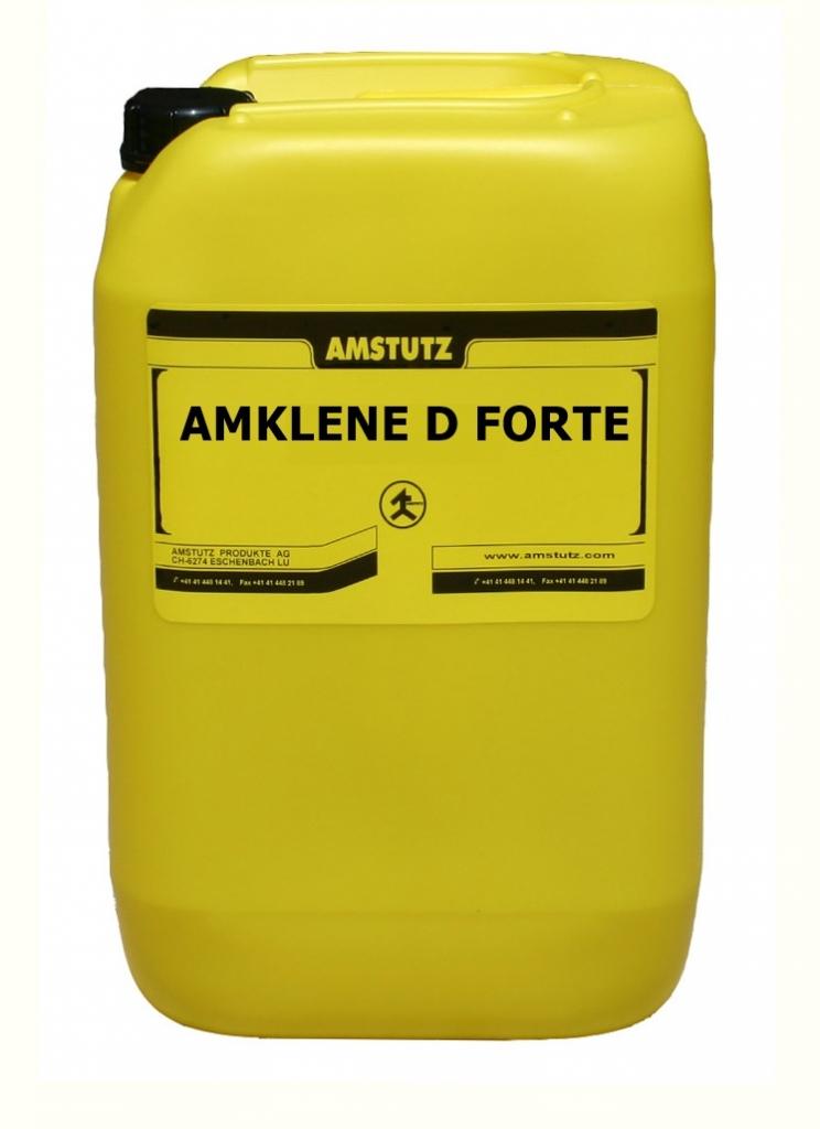 Silný čistič podlah a motorů Amstutz Amklene D Forte 30 kg EG11022030
