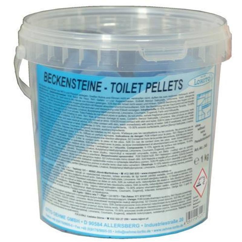 Tablety do pisoáru Oehme 1 kg EG11234503