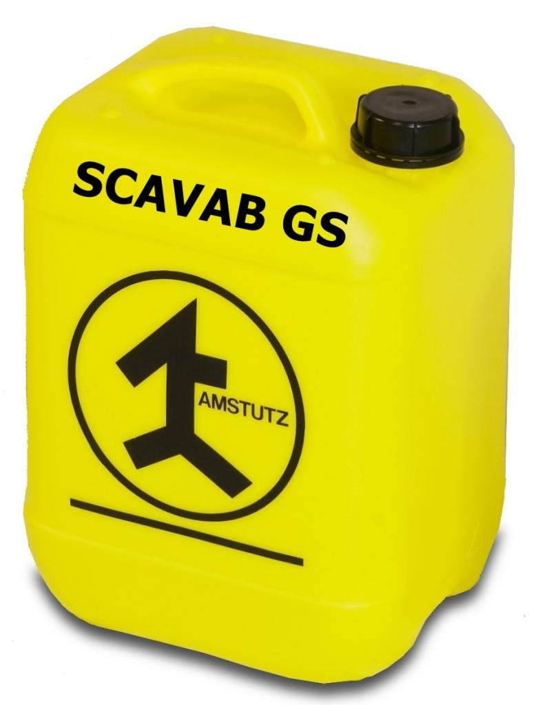 Leštící prostředek do myček nádobí Amstutz Scavab GS 5 kg EG11237005
