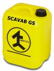 Leštící prostředek do myček nádobí Amstutz Scavab GS 5 kg (EG436)