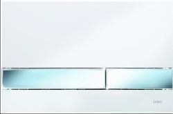 TLAČÍTKO EXCLUSIVE 2.0 BÍLÁ/CHROM LESK (167-34000136-00) - JOMO
