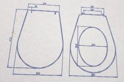 SET Renovmodul - předstěnový instalační systém + tlačítko M1720-1 + WC CERSANIT ARTECO CLEANON + SEDÁTKO (AM115/1000 M1720-1 AT2) - AKCE/SET/ALCAPLAST, fotografie 12/12