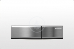 Sigma50 Ovládací tlačítko SIGMA50, alpská bílá (115.788.11.5) - GEBERIT