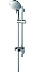 IDEAL STANDARD - Idealrain Sprchová souprava 600 mm XL3 s ruční sprchou 140 mm, 3 proudy, chrom (B9432AA)