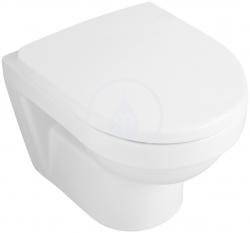 VILLEROY & BOCH - Omnia Architectura Závěsný klozet, 370 mm x 560 mm, bílý - klozet (56741001)