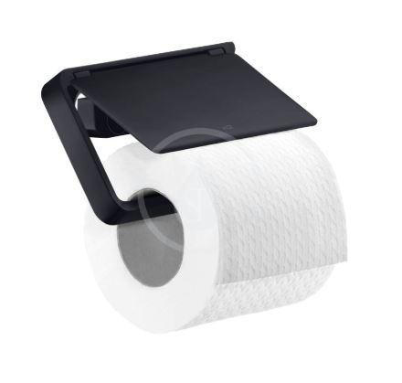 AXOR Universal Držák toaletního papíru, matná černá 42836350