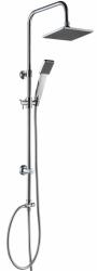 Sprchový set REFRESH + sprchová baterie s roztečí 150mm (DX12002 Ni168CALCR) - Eisl