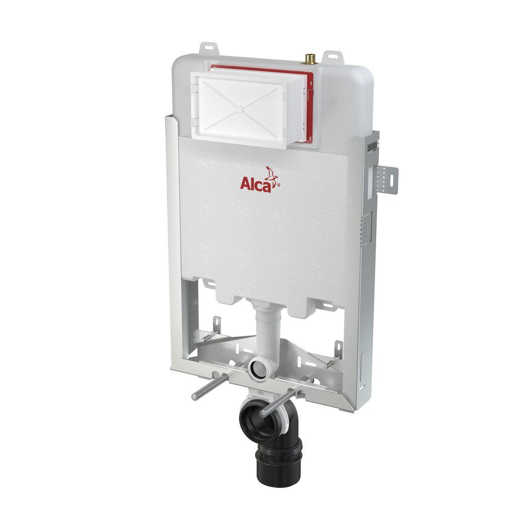 Alca plast Předstěnový instalační systém pro zazdívání AM1115/1000 Renovmodul Slim