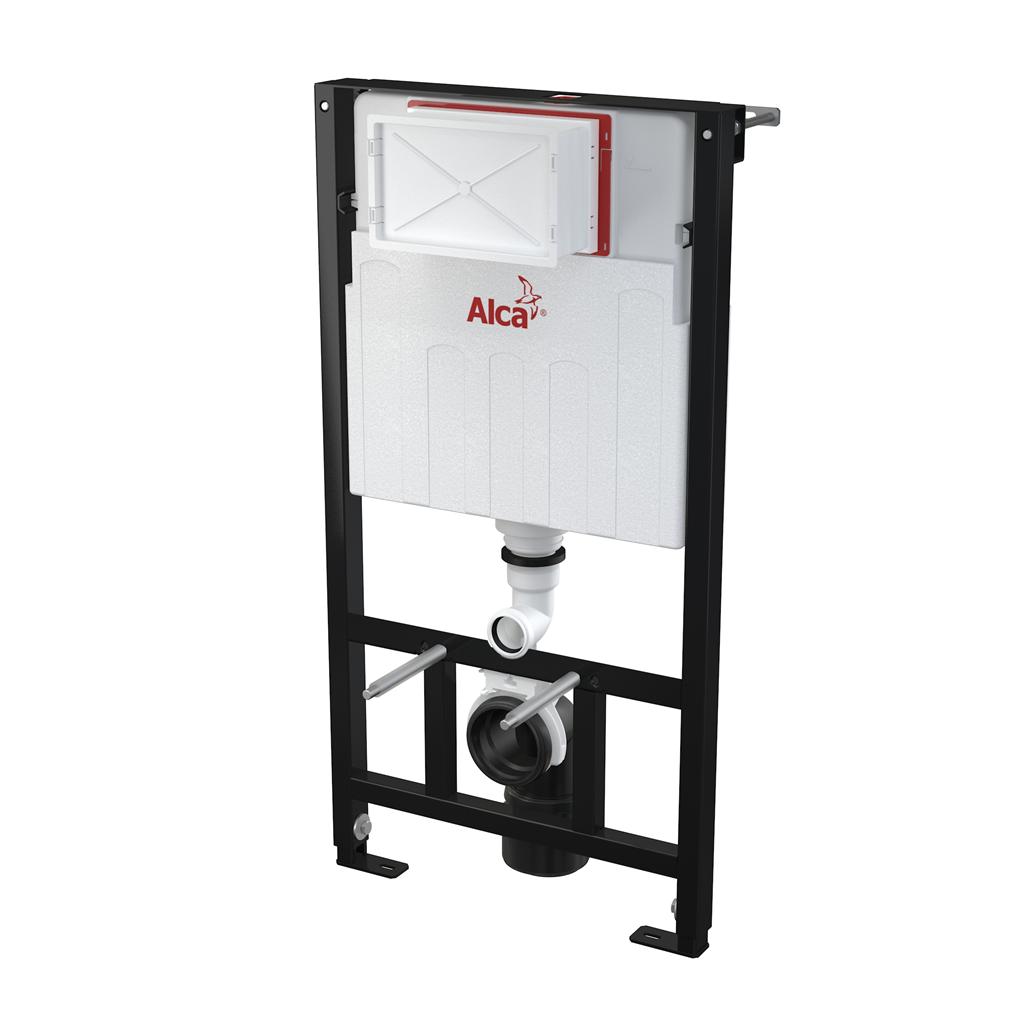 Alca plast Předstěnový instalační systém pro suchou instalaci (do sádrokartonu) AM101/1000 Sádromodu