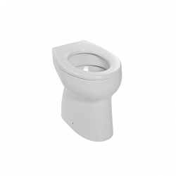 JIKA BABY WC mísa dětská, zadní rovný, Jika 8.2203.6.000.000.1  H8220360000001 (H8220360000001)